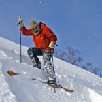 Avalanche Skills Training in Hakuba