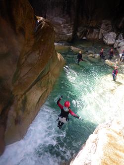 nagiso canyon