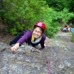 climbing in japan - rock climbing in nagano