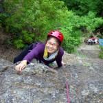 climbing in japan - rock climbing in nagano
