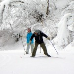 cross country ski tours