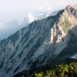 hiking in japan - hakuba ridgelines