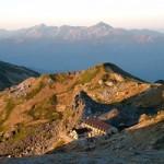 hiking in japan - hakuba peaks