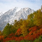 hiking in japan - hakuba views
