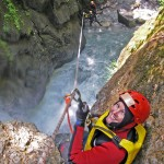 Canyoning in Japan - Kamoshika Canyon Full-Day