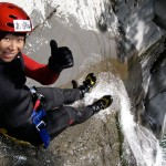 Canyoning in Japan - Kamoshika Half-Day