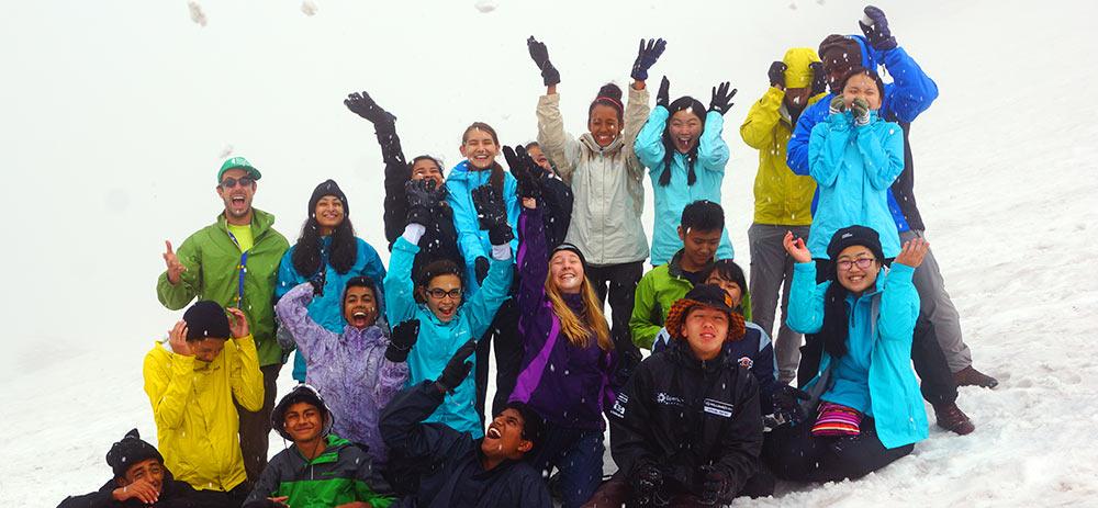international school programs - winter camps