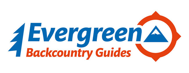 evergreen backcountry guides logo