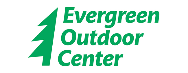 Evergreen Outdoor Center Homepage screenshot
