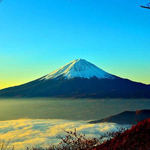 Hiking in Japan - Mt Fuji Hiking Tour