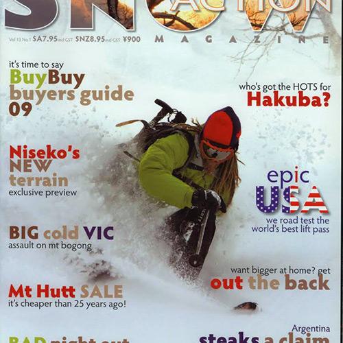 Evergreen Outdoor Center - Snow Action Magazine V13 E01