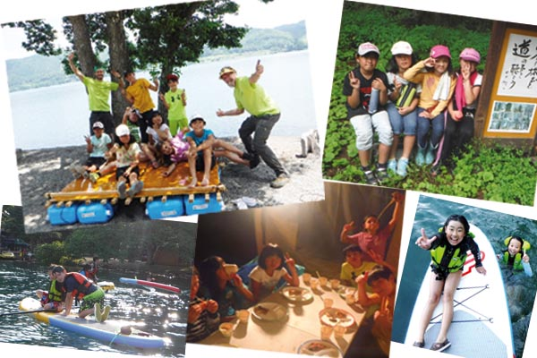 summer camp in japan - hakuba