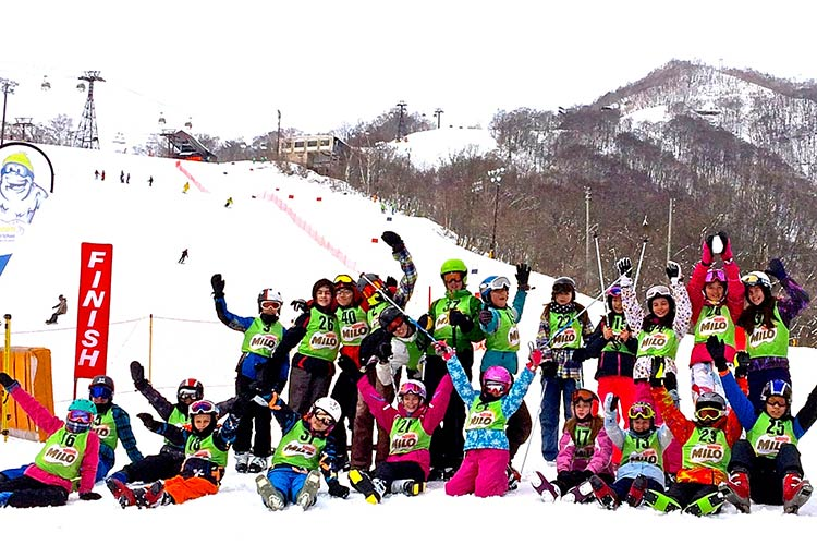 school camp in hakuba