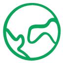 earth explorers camp icon