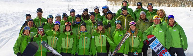 Winter Crew 2011-2012