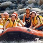 rafting in hakuba