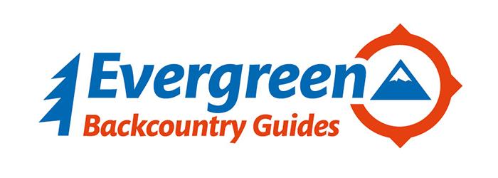 Evergreen Backcountry Guides Homepage screenshot