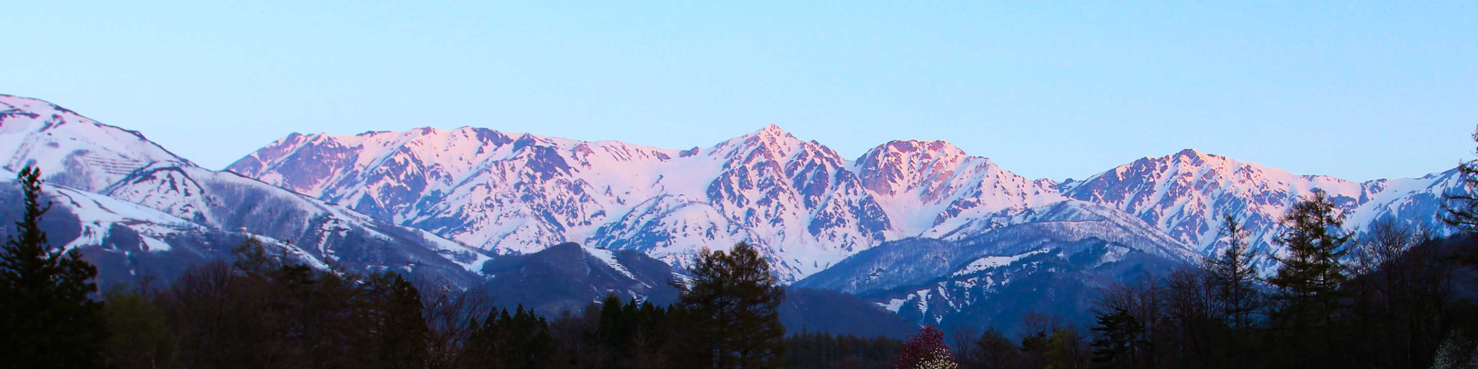 welcome to the hakuba mountains