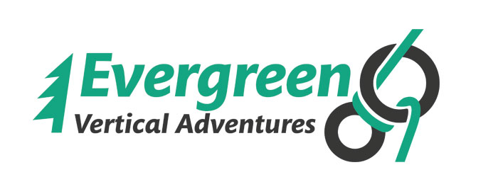 Evergreen Vertical Adventures Logo
