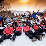 CASI snowboard instructor training
