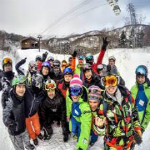 adult group ski and snowboard lessons