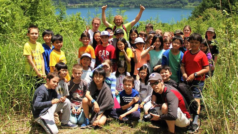 year round school programs in hakuba